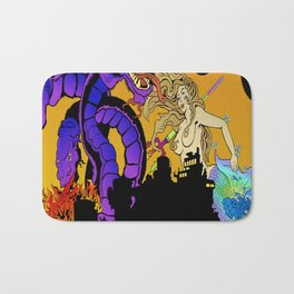Tales of the Trident:The Daughters of Poseidon II Bath Mat