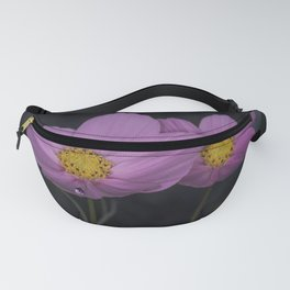 Cosmos water drop Fanny Pack