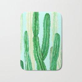 cactus green Bath Mat