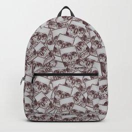 Front Skull Backpack