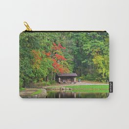 Oak Openings in the Autumn Carry-All Pouch