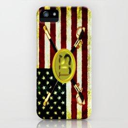 US CAVALREY - 020 iPhone Case