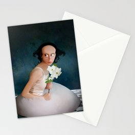 The Girl Next Door Stationery Cards