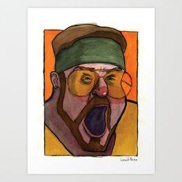 Shomer Fuckin' Shabbos! Art Print