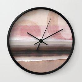 Joss Bay Wall Clock