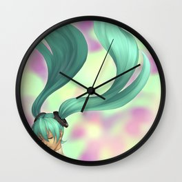 Append Wall Clock
