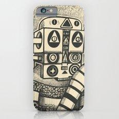 Dream of Blue Planet iPhone 6 Slim Case