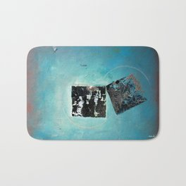 Of the Earth 2 by Nadia J Art Bath Mat