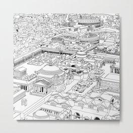 Ancient Rome Metal Print