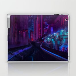 Tokyo Nights / Glitch City / Liam Wong Laptop & iPad Skin