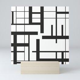 Lines #3 Mini Art Print