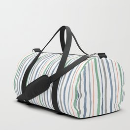 Cacophony Stripes Duffle Bag