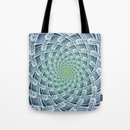 Phyllotactic Ice Tote Bag
