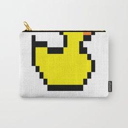 8-bit-Duck Carry-All Pouch