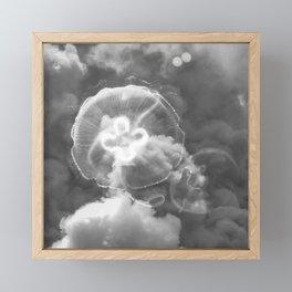 Stratus Framed Mini Art Print