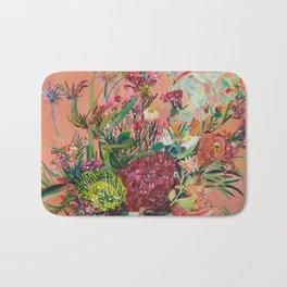 floral arrangement 1 Bath Mat
