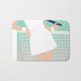 Let's Play #society6 #decor #buyart Bath Mat