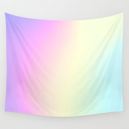 Holographic Texture #1 Wall Tapestry