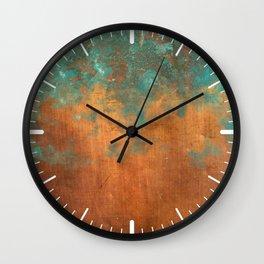 Green conquers all Wall Clock