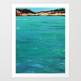 Montebellos Too Western Australia Art Print