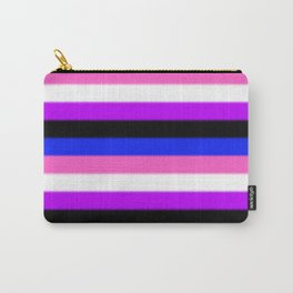 Genderfluid Pride Flag v2 Carry-All Pouch