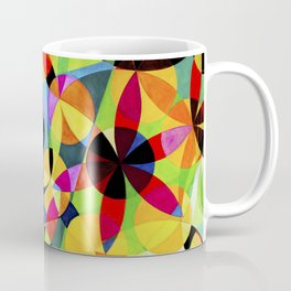 Geometric Botanicals 1 Coffee Mug
