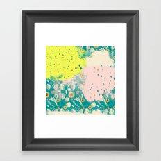 Over Time Framed Art Print