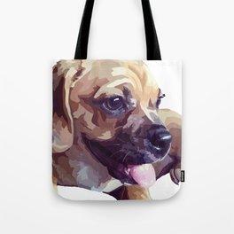 Rubie Dawg Tote Bag