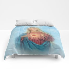 Our Lady Mary Berry Comforters