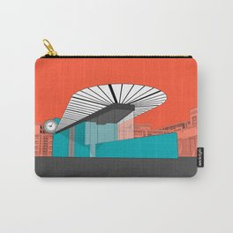 Turquoise Island Carry-All Pouch