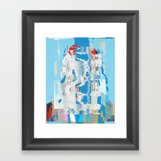 Untitled 20151212h Framed Art Print