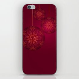 C1.3 CHRISTMAS iPhone Skin