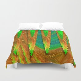 In Abstracto Duvet Cover