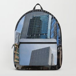 Train Tower Backpack