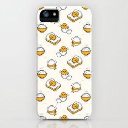 I Love Eggs iPhone Case