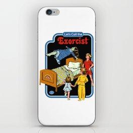 Exorcist iPhone Skin