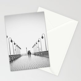 In Love On the Pier Stationery Cards