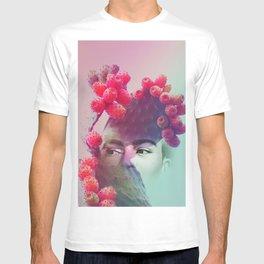 Succulent Frida #buyart #surreal T-shirt