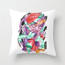 QVEEN Throw Pillow