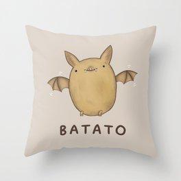 Batato Throw Pillow