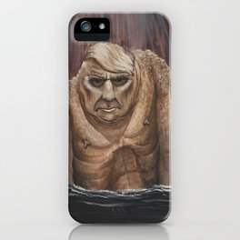 The Emergence of Trump iPhone Case