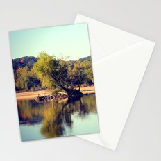 At the River Stationery Cards