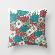 Magnificent Throw Pillow