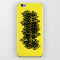 Feathered spine iPhone & iPod Skin