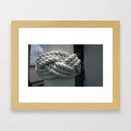 Crossover Framed Art Print