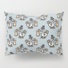 Dodo with beer Pillow Sham