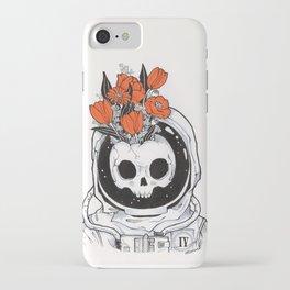 Astro Skelly iPhone Case
