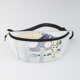 Tropical Iceland Fanny Pack