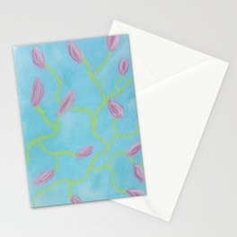 Magnolia Print Stationery Cards