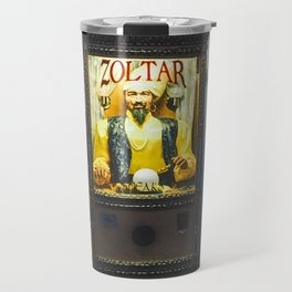 Mighty Zoltar Speaks Travel Mug